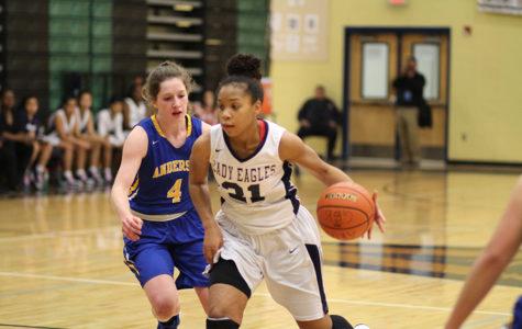 Basketball players take on leadership roles