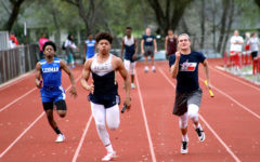 Track members advance to area, regional competitions