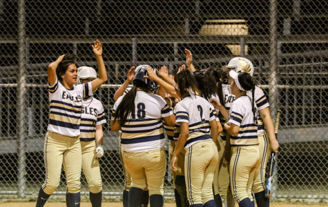 Varsity softball makes progress after mixed preseason