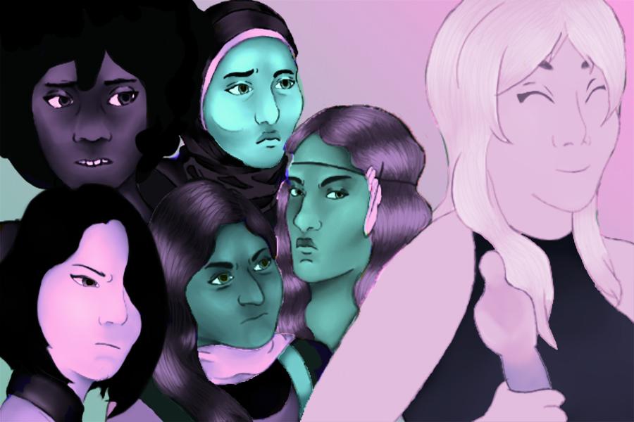 Minorities begin losing lead roles to white actors