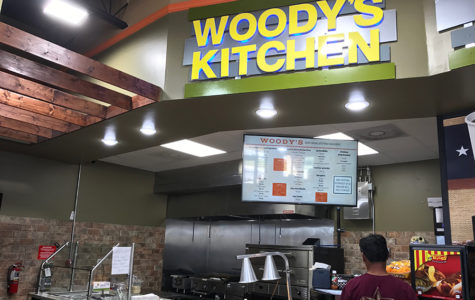 Woody's Kitchen offers students food options in walking distance from campus
