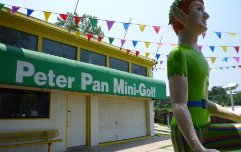 Exploring Austin — Barton Springs: Peter Pan Mini Golf
