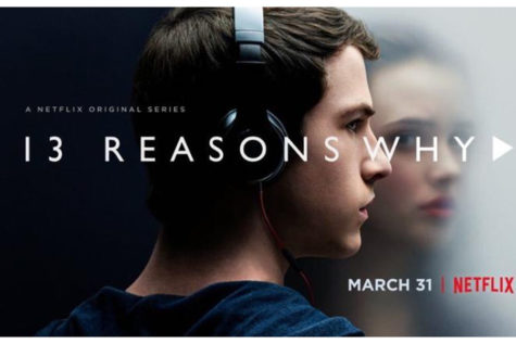 Controversy surrounds Netflix's 13 Reasons Why