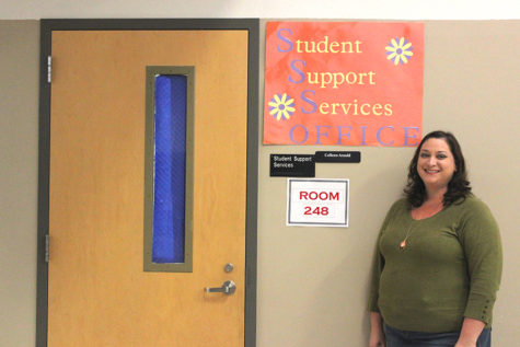 Student Support Services office finds new home upstairs