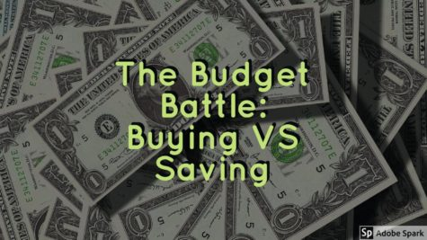 The Budget Battle: Buying VS Saving