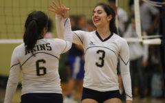 Photo Gallery: Akins vs. Ann Richards Volleyball