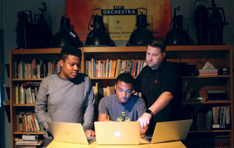 Fine arts department gets grant for tech improvement