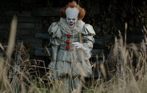 In IT, creepy clowns are back to scare