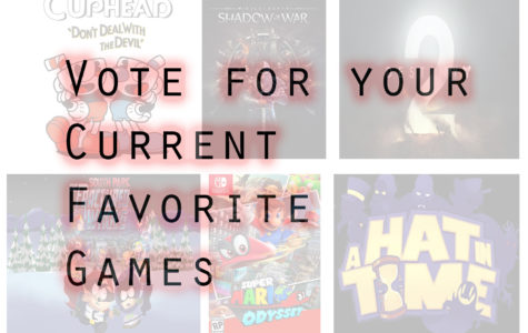 Vote for Your Favorite Current Games