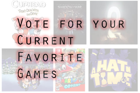vote for your favorite games.
