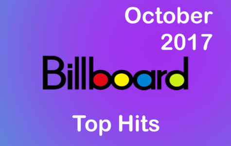 Billboard Hot 100's Top 3 Hits (October 2017)