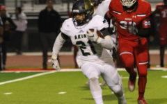 Akins football goes through a rough season but makes playoffs