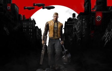 Which game got it right when it comes to Nazi imagery: Wolfenstein or COD WWII?