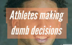 Professional athletes ruin their careers making dumb decisions