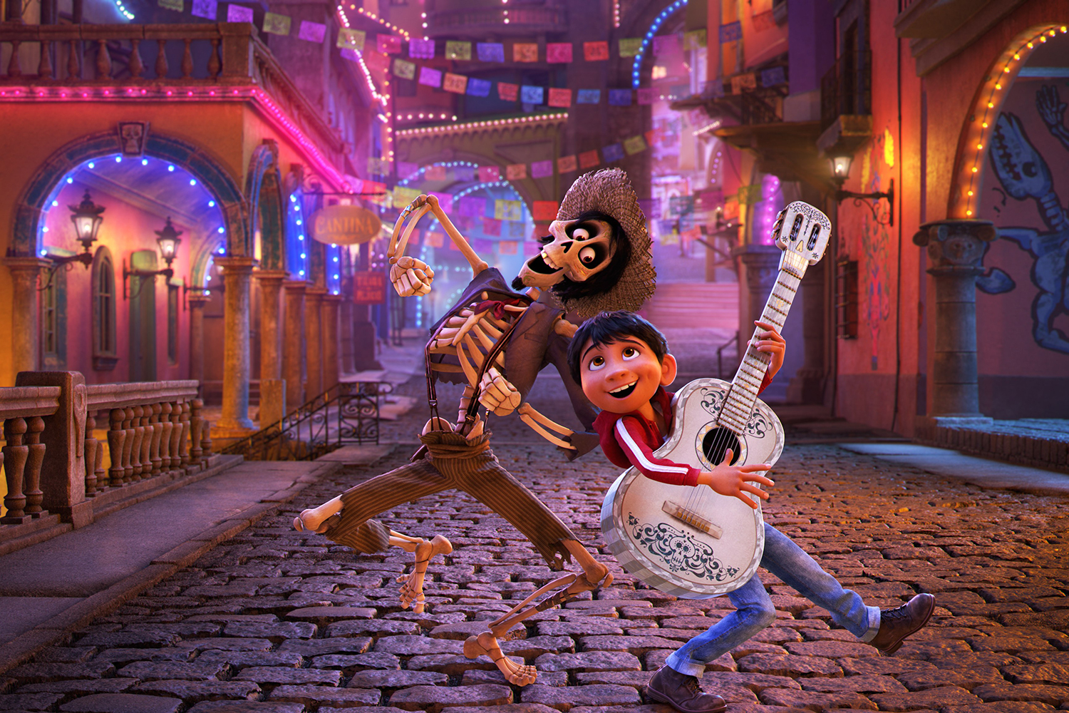 Pixar's Coco hits the right notes to honor Mexican culture and traditions