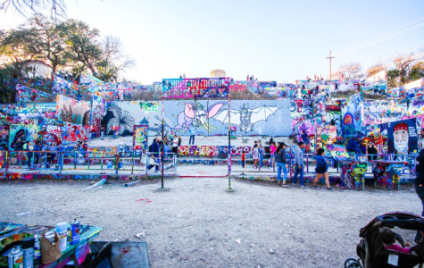 HOPE Outdoor Gallery at Castle Hill forced to new place