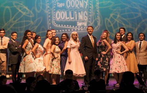 Theatre program wins 7 award nominations for Hairspray production