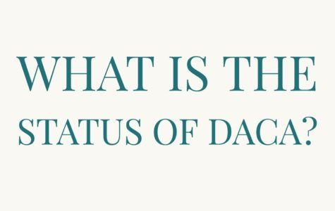 What is the status of DACA? What will happen if the program ends?