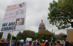 Thousands of students demand change at gun law reform rally