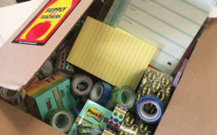 Supply the Teachers charity buys needed items for classrooms