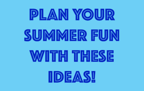 What will you do this summer?