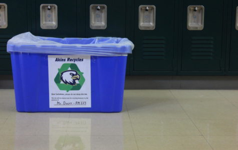 Green Teens plan campus-wide recycling efforts for next year