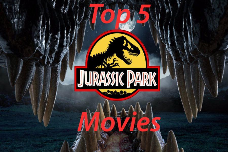 Top 5: Jurassic Park Movies