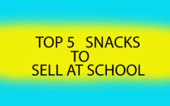 Top 5: snacks to sell at school
