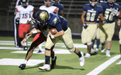 Akins VS Del Valle Varsity Football