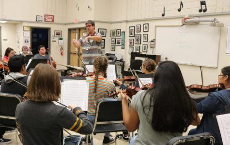 Fine Arts programs lead by 8 new teachers