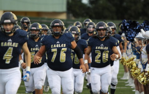 Determination is crucial for Akins Varsity football