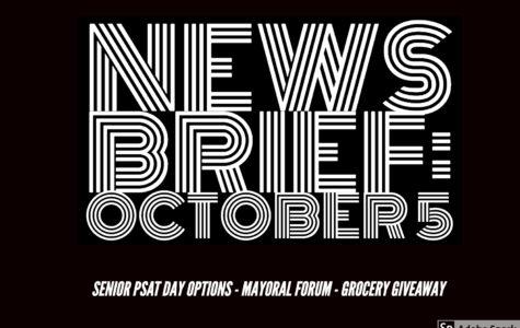 News Briefs: October 5
