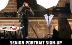 Sign-up for second round of senior portraits ends October 20