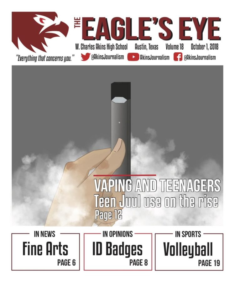 The Eagle's Eye; Issue 1; Volume 18