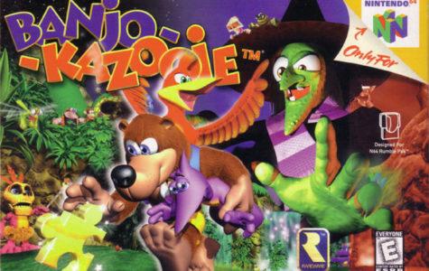 Throwback Gaming: Banjo Kazooie