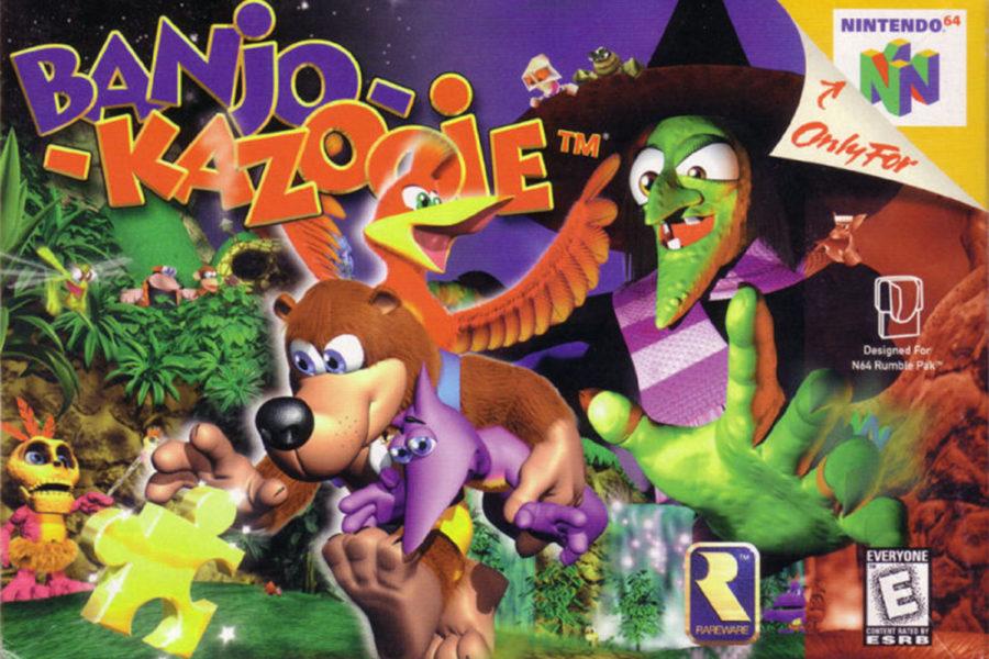 Throwback+Gaming%3A+Banjo+Kazooie