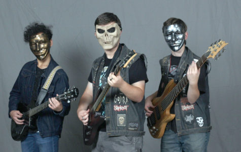 Students form metal band, work toward debut album