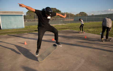 Curb Austin introduces skateboarding club to campus