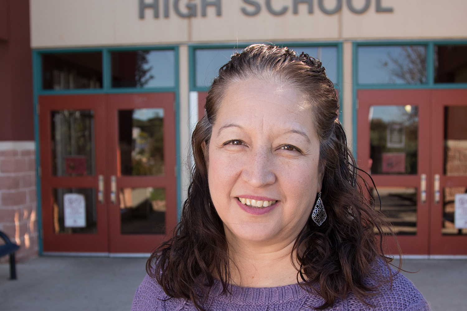 On Oct. 29, the Austin ISD school board voted to appoint Tina Salazar to serve as the Principal of Akins High School. Salazar previously served as the interim principal, and assistant principal, a teacher and a coach at Akins.