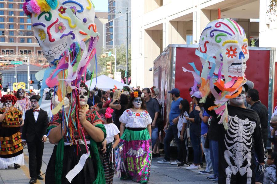 Austin, Akins community celebrate Dia de los Muertos