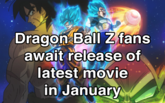 Dragon Ball Z fans are excited for theater release of new movie