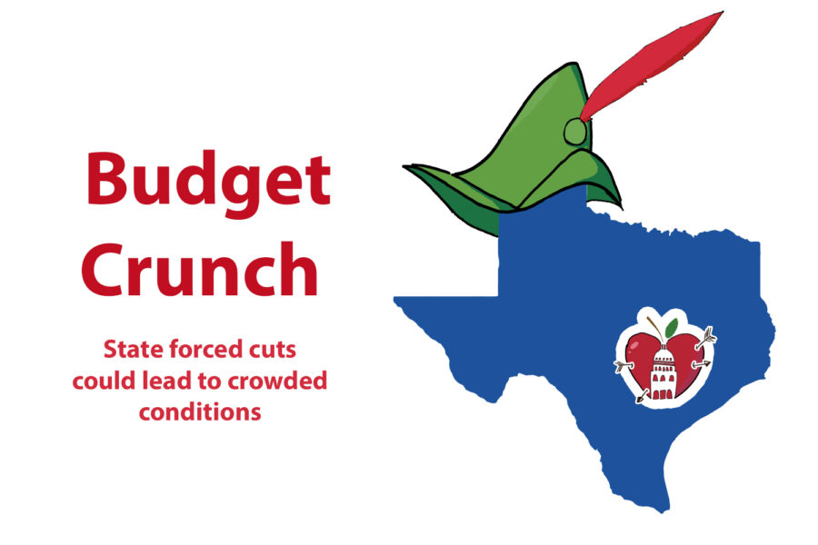 Budget Crunch: State forced cuts could lead to crowded conditions