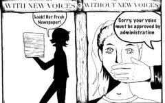 Legislation needed to protect student press