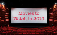 Movies coming out in 2019