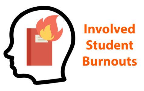 Involved students struggle with burnout