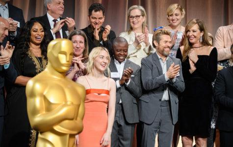 Oscar watchers prepare for a drama filled award night