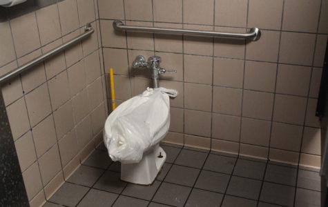 Boys bathroom inspections