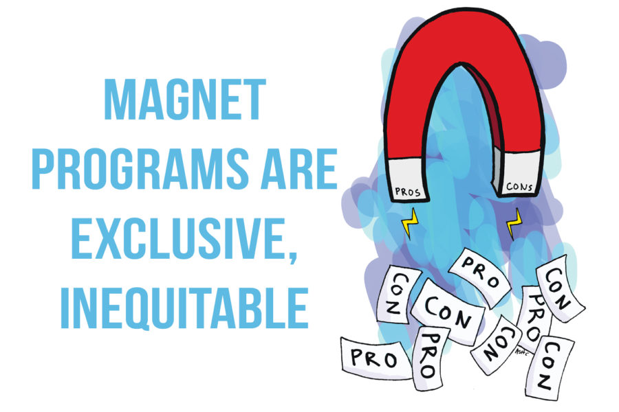 Austin ISD should eliminate magnet programs in the district to provide more equitable learning experiences at all schools.