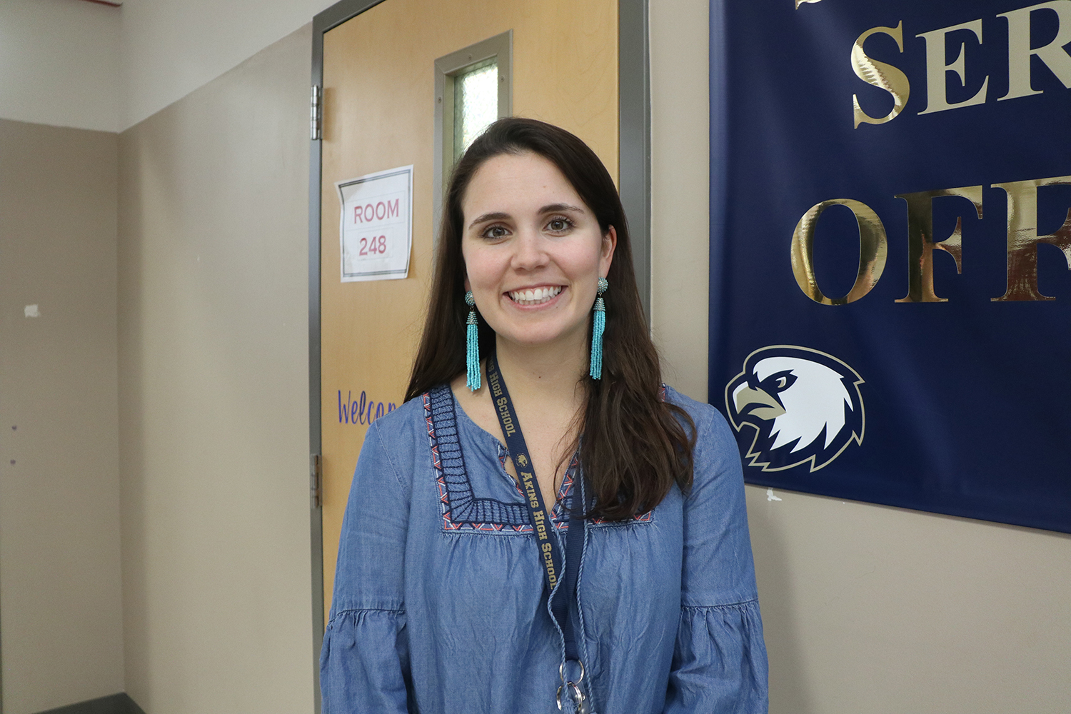 Meg Scamardo, Student Support Services counselor, shares advice about healthy relationships.