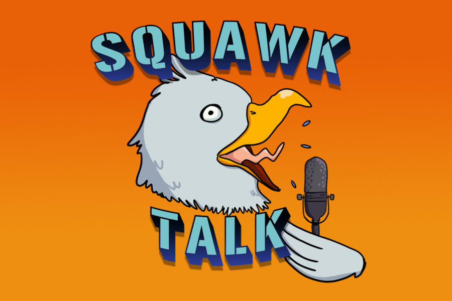 Squawk Talk: Insurrection and Misinformation